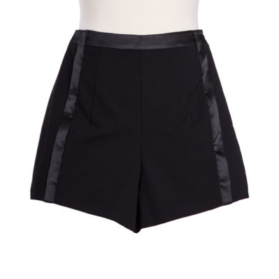 woolen shorts by miaandgia.com
